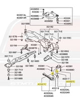 2G DSM Diagram (For AWD/FWD)