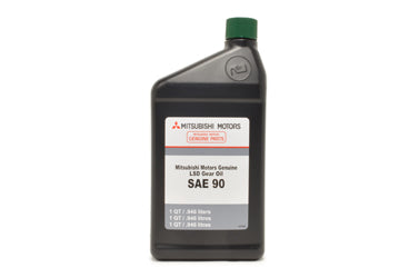 MZ320345 Mitsubishi SAE 90 LSD Transfer Case and Rear Diff Fluid (1 QT)
