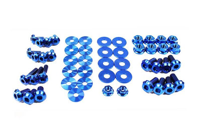 Blue Titanium Engine Kit for Nissan 350Z (NIS-009)