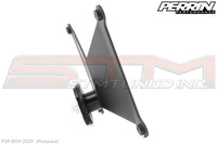 PERRIN Front License Plate Relocate Bracket (for FMIC / no bumper beam) - 2015-2017 WRX/STi