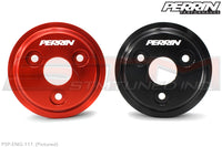 PERRIN Lightweight Water Pump Pulley - 2015+ WRX