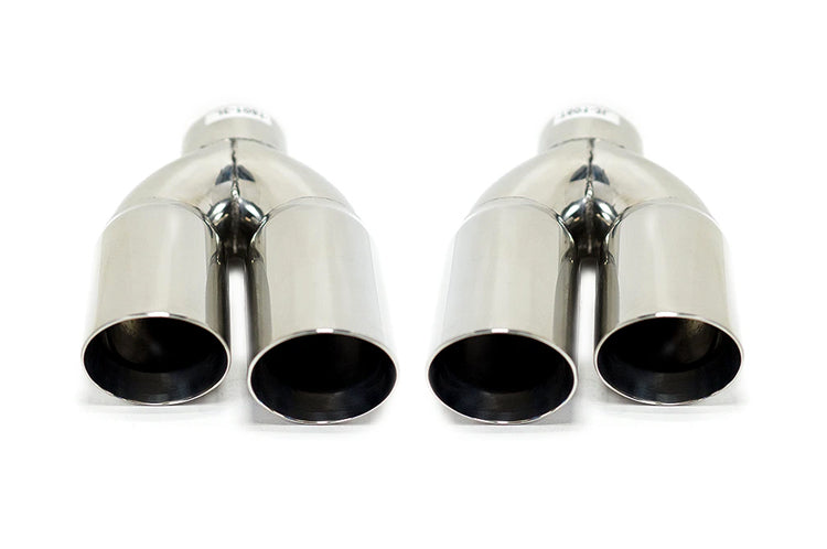 SP Dual Exhaust Tips (T601-3L & T601-3R)