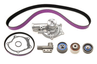 STM 1G 6-Bolt DSM Timing Belt Kit with Purple HKS Belts with Water Pump and Balance Shaft