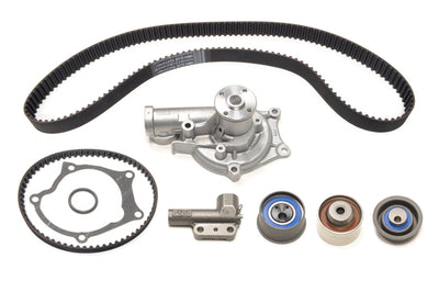 STM 1G 6-Bolt DSM Timing Belt Kit with OEM Belts with Water Pump and Balance Shaft