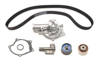 STM 1G 6-Bolt DSM Timing Belt Kit with OEM Belts with Water Pump and NO Balance Shaft