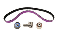 STM 1G 7-Bolt DSM Timing Belt Kit with Purple HKS Belts without Water Pump and NO Balance Shaft