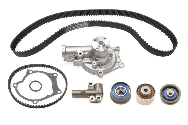 STM 1G 7-Bolt DSM Timing Belt Kit with OEM Belts with Water Pump and Balance Shaft