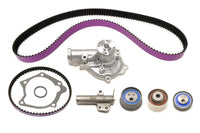 STM 2G DSM (Late 1995-1999) Timing Belt Kit with Purple HKS Belts with Water Pump and Balance Shaft