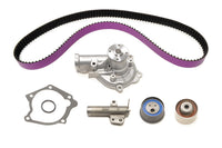 STM 2G DSM (Late 1995-1999) Timing Belt Kit with Purple HKS Belts with Water Pump and NO Balance Shaft