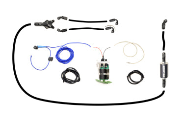STM E85 Safe Twin Pump Fuel System for Evo 8/9