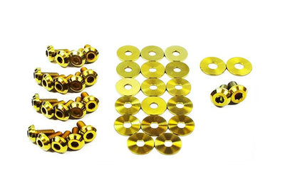 Gold Titanium Engine Bay Bolts for BRZ/FRS (SUB-008)
