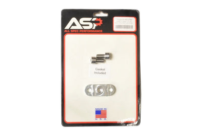 ASP T3/T4 Turbo Drain with 1/8