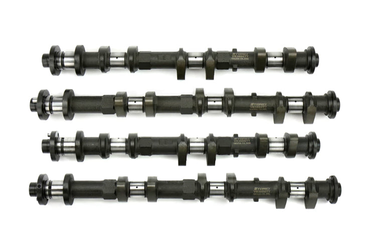 Tomei PONCAM and PROCAM Camshafts for R35 GTR
