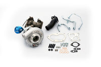 Tomei Evo 4 5 6 7 8 9 Arms Stock-Replacement Turbo Image © STM Tuned Inc.