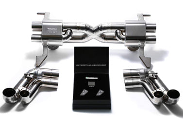Armytrix Cat Back Exhaust- Audi RS5 17+