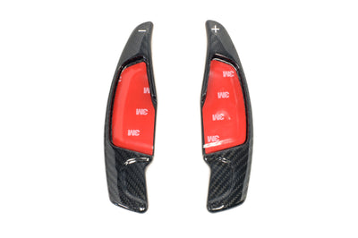 Rexpeed Carbon Fiber Shift Paddle Extensions for 2020 Supra (TS15)