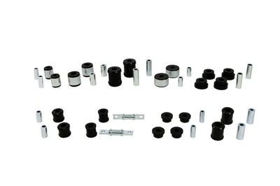 Whiteline Rear Essential Bushing Kit for Evo 4-9 (WEK083)