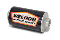 Weldon Racing Fuel Filter with 10 Micron Stainless Filter (After Pump Placement)