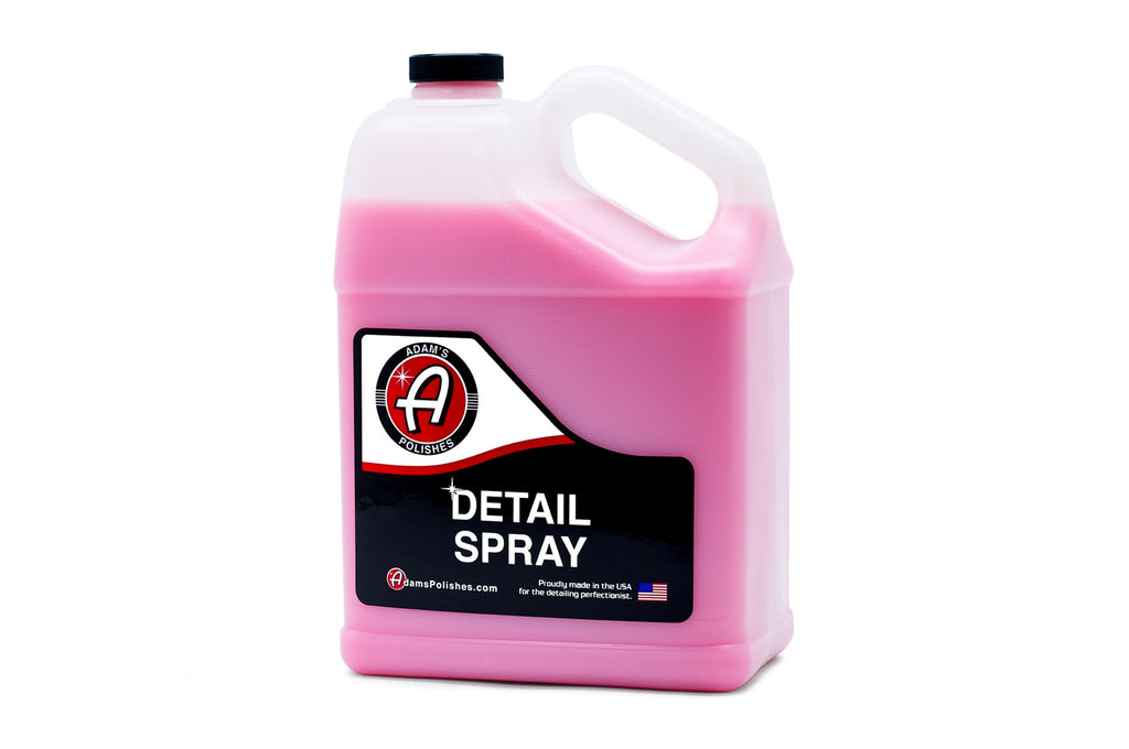 Adam's Detail Spray - (1 Gallon Refill)