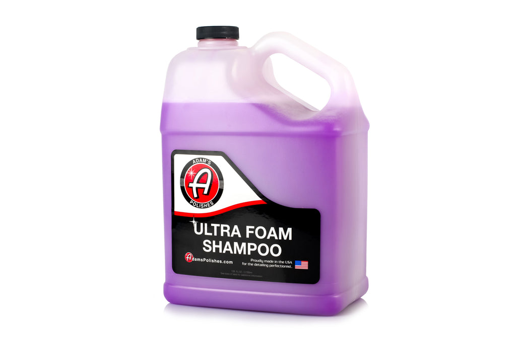Adam's Ultrafoam Car Shampoo (1 Gallon)