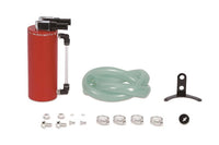Wrinkle Red Universal Engine Oil Catch Can