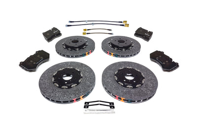 AMS Alpha Performance R35 GTR Carbon Ceramic Brake Package