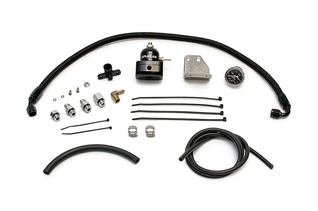 AMS Evo X Fuel Pressure Regulator Kit