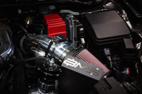 AMS Evo X Intake Installed