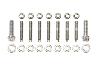 STM ARP Stainless Steel Exhaust Manifold Studs for 7-Bolt DSM and Evo 4 5 6 7 8 9