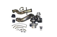 ATP GTX3576R GEN2 Turbo Kit for Evo 6.5/7/8/9 with Silver TiAL