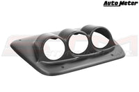 Auto Meter Triple Gauge Dash Pod 52mm - 02-07 WRX/STi