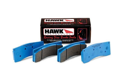 Hawk Blue 9012 Brake Pads for 2009-2015 Audi R8 and Lamborghini Gallardo