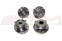 CBRE Ceramic Ball Bearing Hubs - Evo 8/9