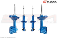 Cusco Touring-A Shock Absorbers - BRZ/FRS/86