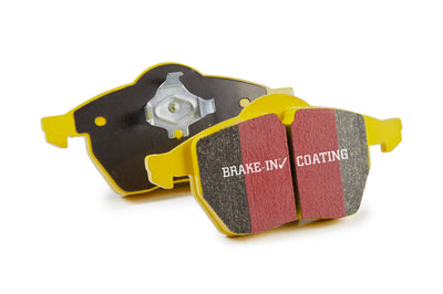 EBC Yellowstuff Front Brake Pads for RS3 (DP41513/3R)
