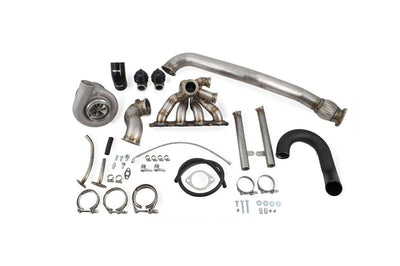 ETS Forward Facing Twin Scroll Turbo Kit for Evo 8/9