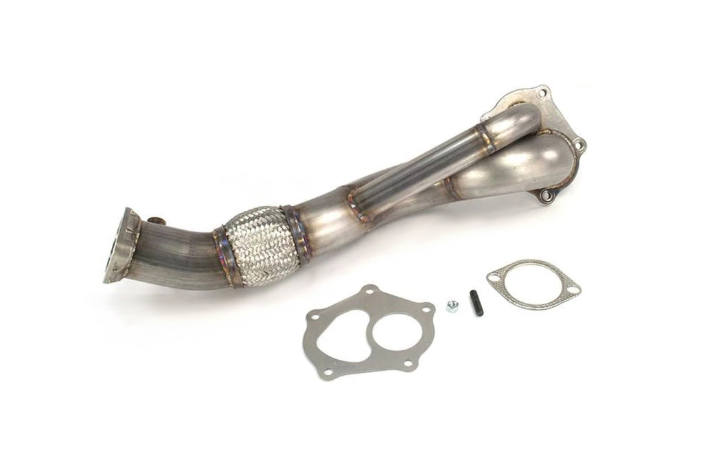 ETS Downpipe Recirculated for Evo X