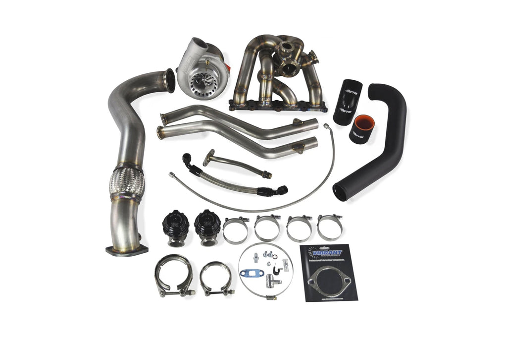 ETS V-Band Turbo Kit for Evo X