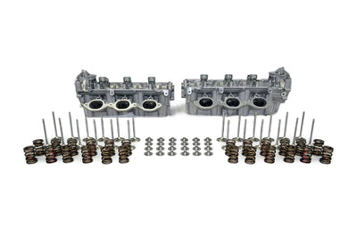 ETS CNC Ported Cylinder Heads for R35 GTR