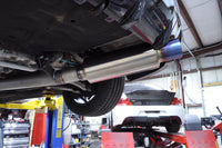 ETS Evo 8/9 Titanium Catback Exhaust Installed at STM