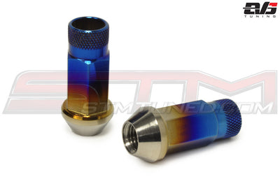 EVS Tuning Burned Titanium Lug Nuts (M12x1.5)