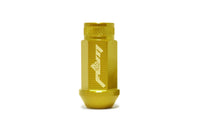Gold Full Blown Aluminum Lug Nuts (M12 x 1.5)