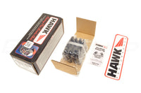 Hawk HP Plus Brake Pads for Evolution