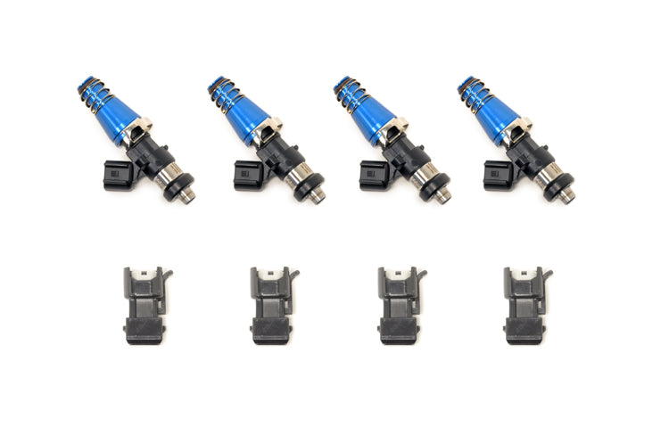ID1700x Fuel Injectors for Evo 4-9 & DSM (1700.60.11.D.4)