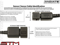Innovate Motorsports Replacement O2 Sensor