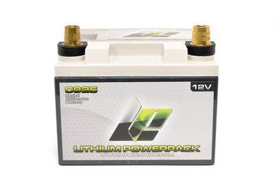 C925 Lithium Ion Racing Battery with Terminals