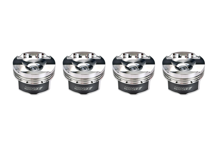 632705CE-4 Manley Pistons FA20 for 2015+ WRX