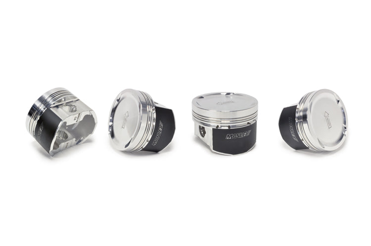 Set of 4 Manley Pistons 4B11 for Evo X