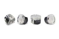 Set of 4 Manley Pistons for 6-Bolt 4G63 DSM