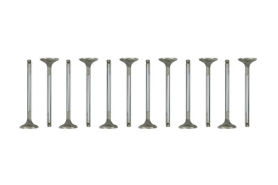 Manley Exhaust Valves for 2JZGTE MK4 Supra (Set of 12) 11123 11125